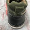 GARVALIN 141465 Boys Ankle Boot Black/Khaki -