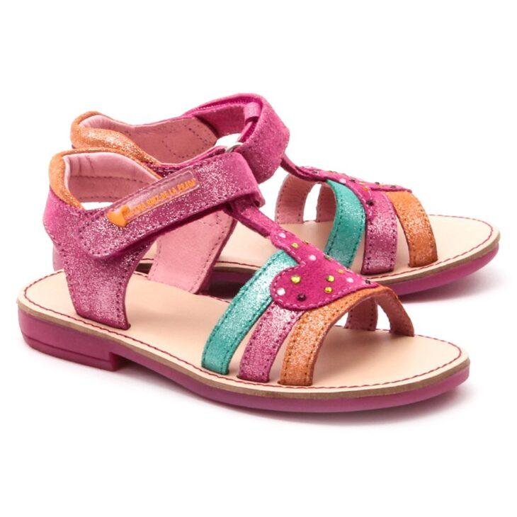 AGATHA RUIZ 132953 Girls Pink Sandal -