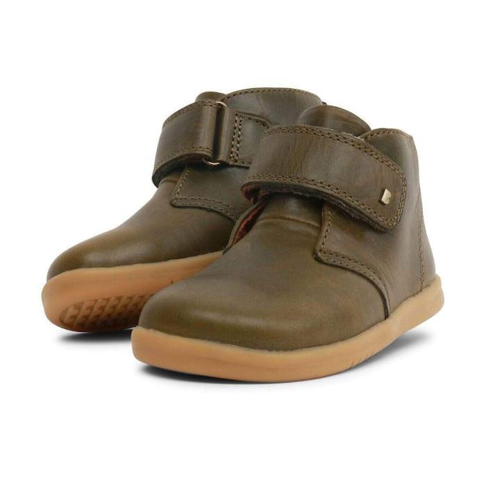 BOBUX I-Walk Desert Boot Olive -