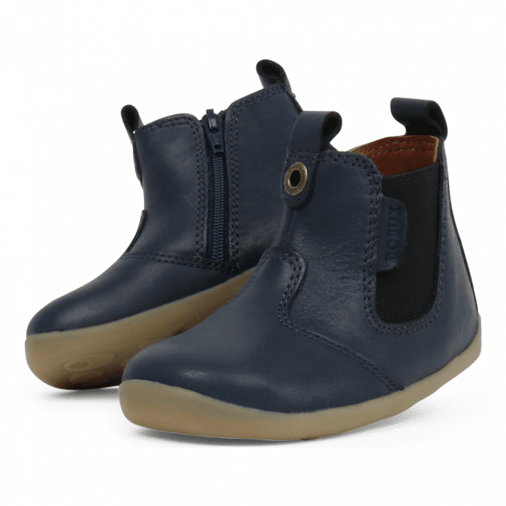 BOBUX Step Up Jodhpur Navy -
