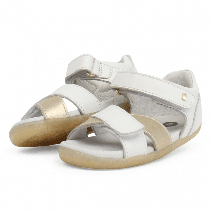 BOBUX Step Up Sail White/Gold »