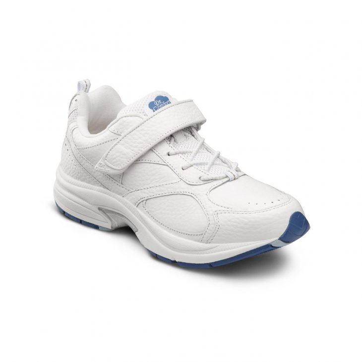 Dr Comfort Spirit White/Blue »