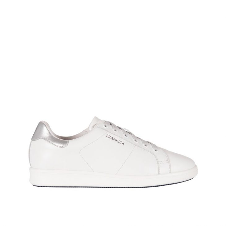FRANKiE4 JACKiE II White/Silver -