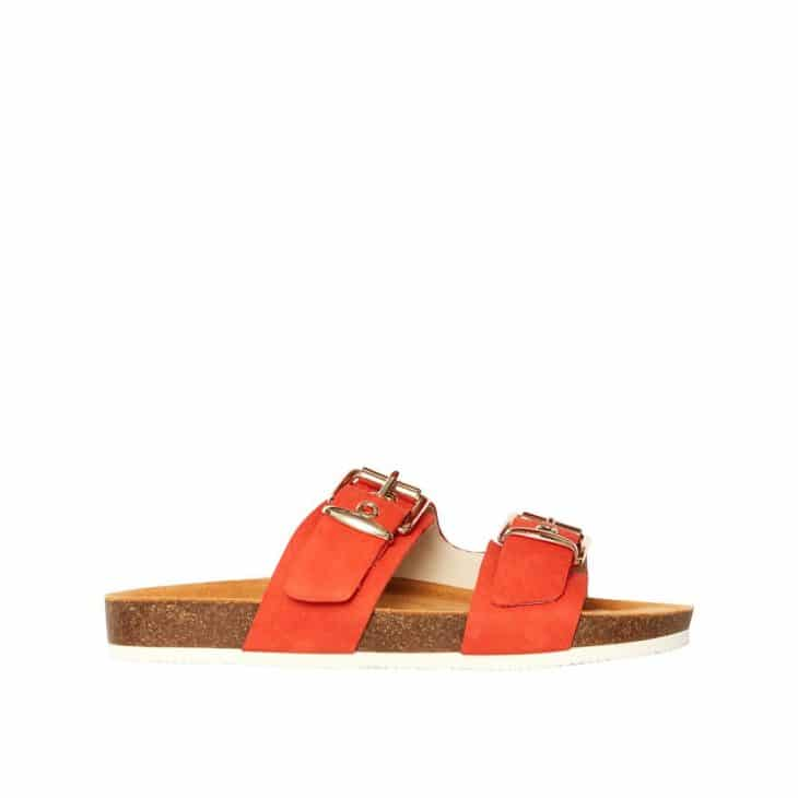 FRANKiE4 SANDY Burnt Orange -