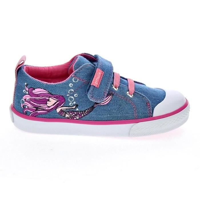 GARVALIN 182806 Girls Shoe Denim -
