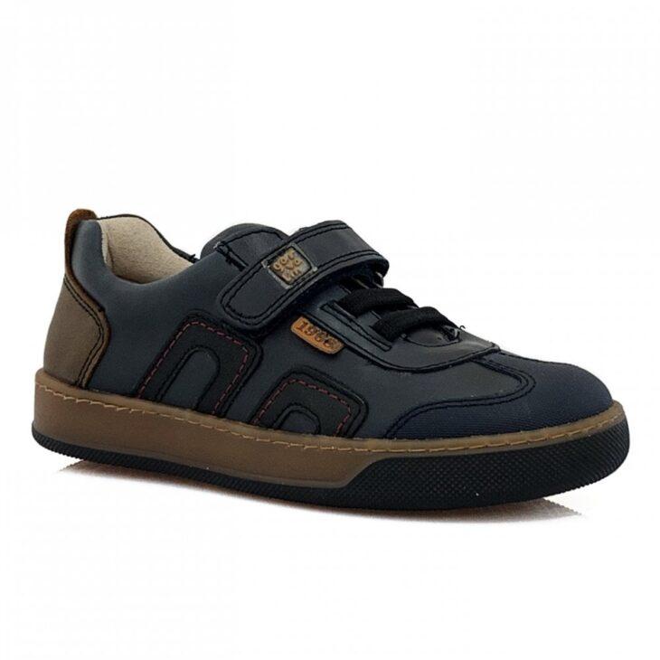 GARVALIN 191367 Boys Shoe Navy -