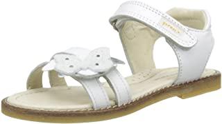 GARVALIN 162610 Girls Sandal White -