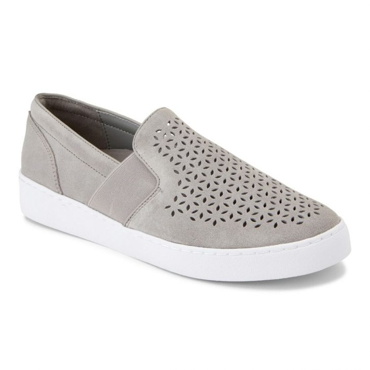 VIONIC Kani Slip-On Sneaker Light Grey -