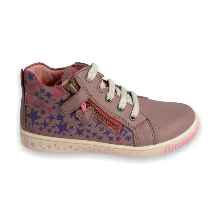 AGATHA RUIZ 141933 Girls Sneaker Mauve -