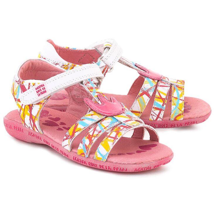 AGATHA RUIZ 162938 Girls Sandal Pink »
