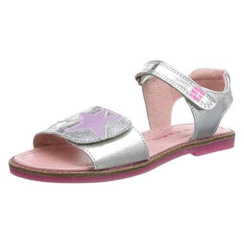 AGATHA RUIZ 162959 Girls Sandal Silver »