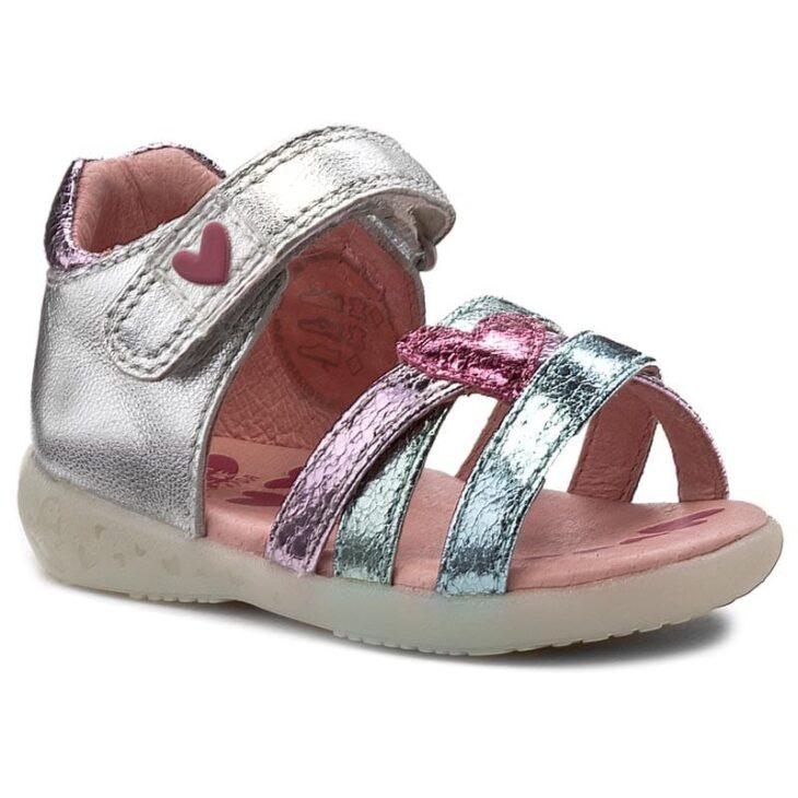 AGATHA RUIZ 172914 Girls Sandal Silver -
