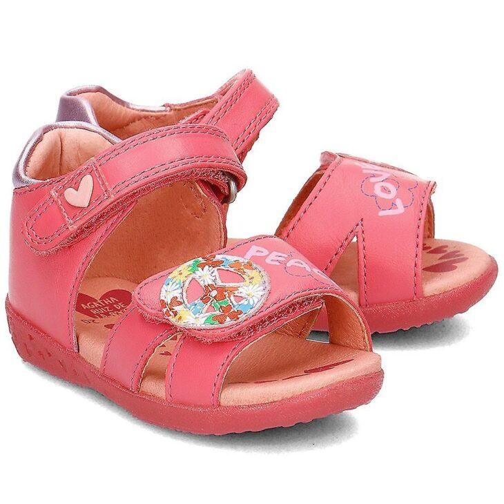 AGATHA RUIZ 172920 Girls Sandal Pink »