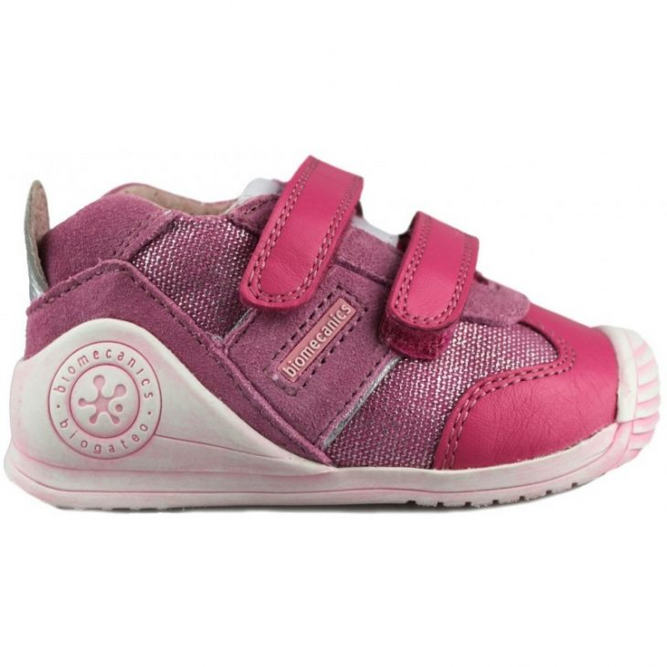 BIOMECANICS 162180 Girls Trainer Pink -