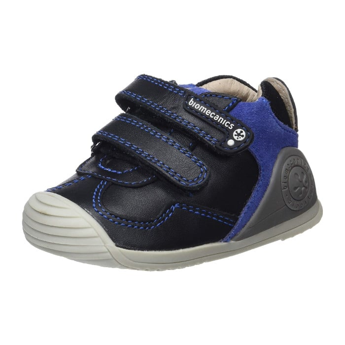 BIOMECHANICS 181147 Boys Shoe Black/Blue -