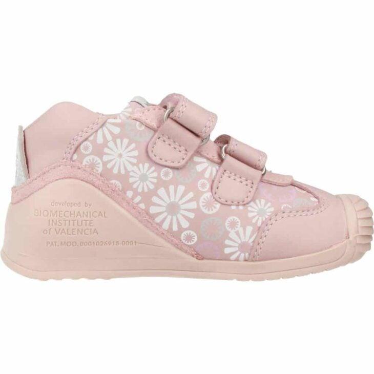 BIOMECANICS 182139 Girls Trainer Pink -