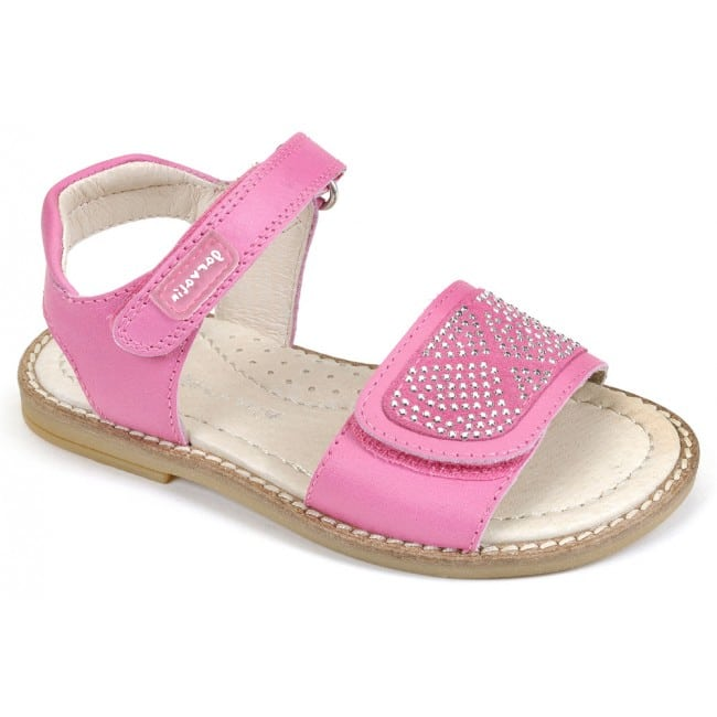 GARVALIN 162611 Girls Pink Sandal »