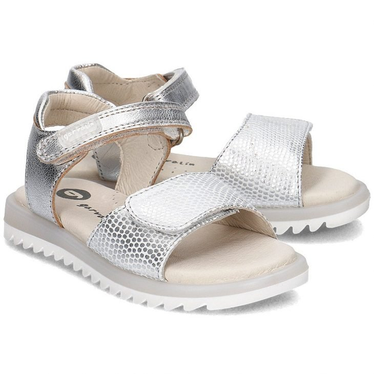 GARVALIN 172410 Girls Shoes Silver »