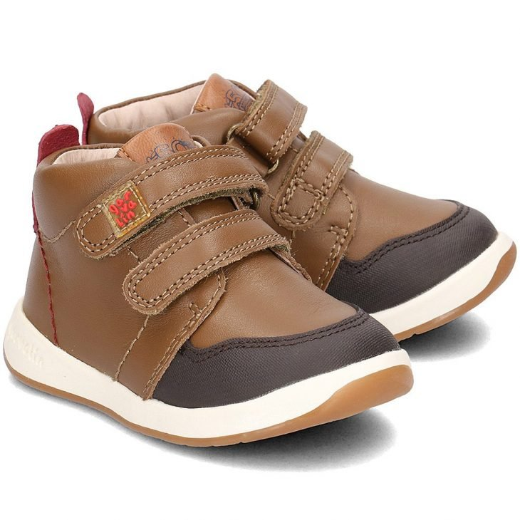GARVALIN 181320 Boys Shoe Brown »