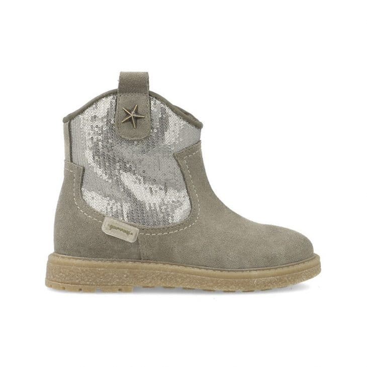 GARVALIN 191639 Girls Boots Khaki -