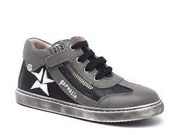 GARVALIN 151422 Boys Sneaker Black -