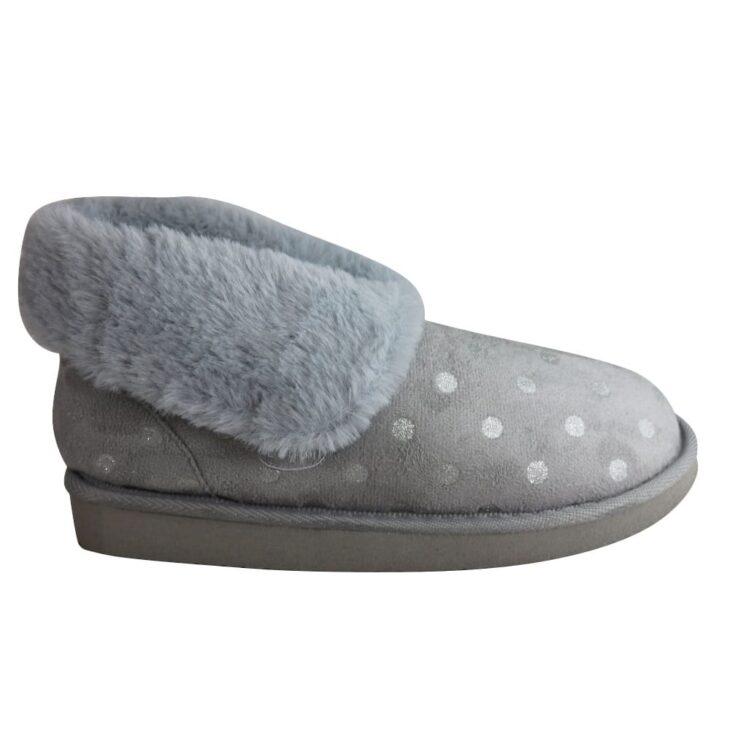 SCHOLL Mellow Slippers Grey -