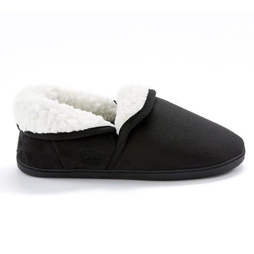 SCHOLL Snug Slipper Black -