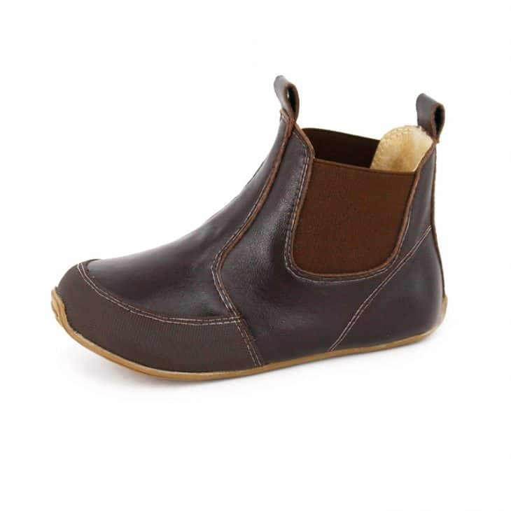 SKEANIE Riding Boots Chocolate »