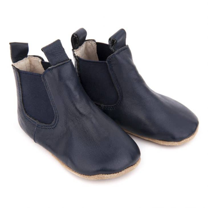 SKEANIE Riding Boots Navy »