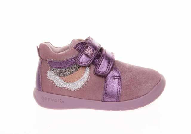 GARVALIN 181329 Girls Shoe Purple -
