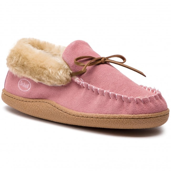 SCHOLL Panda Slipper Pink »