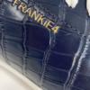 FRANKiE4 CHLOE Navy Croc -