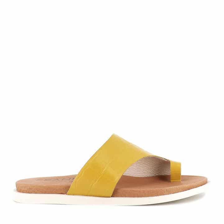 FRANKiE4 LiLLi Mustard Croc -
