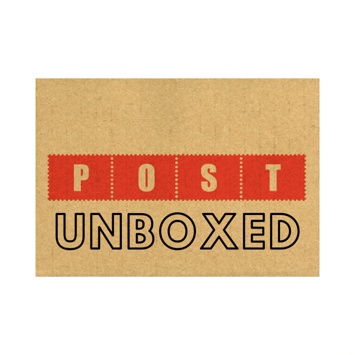 POSTAGE - UNBOXED »