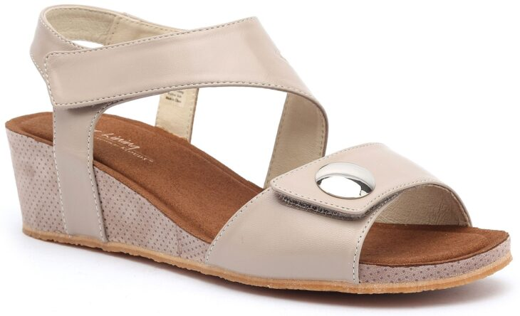 SILVER LINING KYLIE POLKA Taupe »