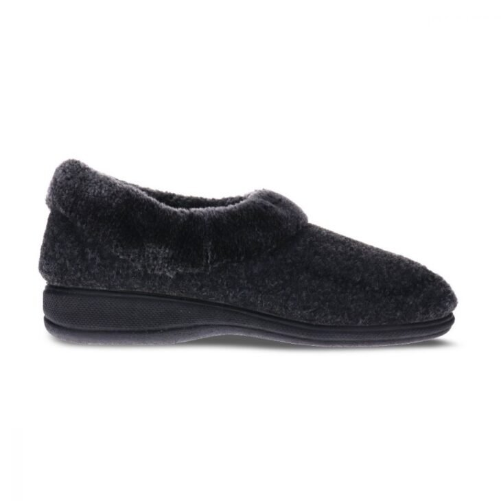 SCHOLL Devine Slipper Black »