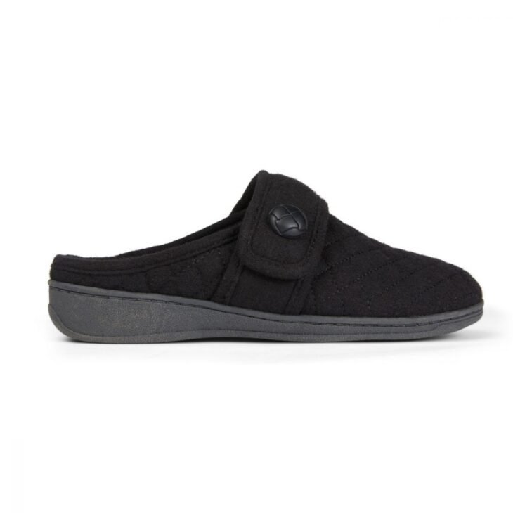 VIONIC Carlin Mule Slipper Black »