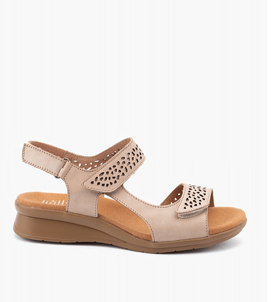 SILVER LINING FELICITY Taupe Nubuck »