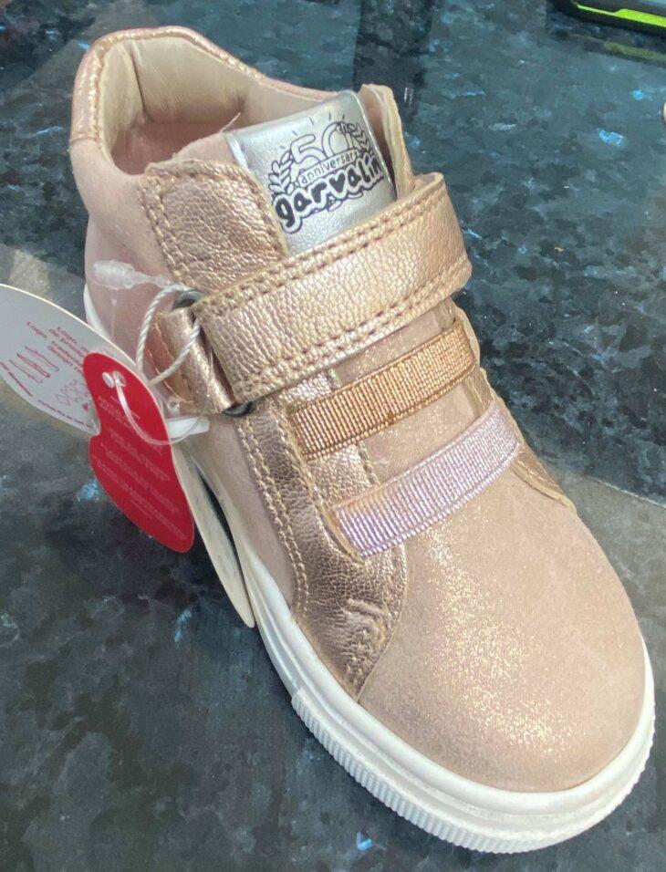GARVALIN 181339 Girls Shoe Rose Gold - 2nds »